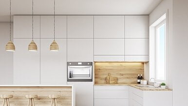 bele moderne kuhinje